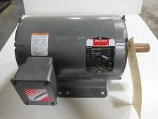 Dayton Spec. 36B101T181H9 Electric Motor 5HP 1750RPM 14-13.8/6.9A 41275 LR