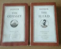 Homer. The Odyssey & The Iliad. Vintage Penguin Paperback Editions. 1955