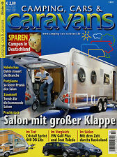 Camping Cars Caravans 10/05 2005 Cristall Sprint 440 DB lite Hobby Exclusive 650