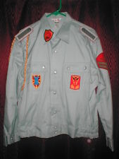 Costume Military Jacket Great For Halloween, Theater and Cosplay!