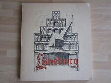 Buch - Lüneburg in Top Zeichnungen von Adolf Brebbermann