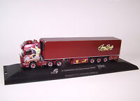 "Herpa PC 121873 - ""TSU Bode / Rockabilly-Truck"" Scania R TL 6x2 - 1:87 Showtruck"
