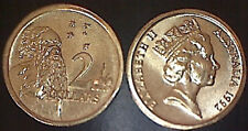 1992 Australian $2  'Aboriginal Elder' Exmint Set Coin:Unc