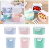 Portable Baby Milk Powder Formula Dispenser Food Container Storage Box high qual