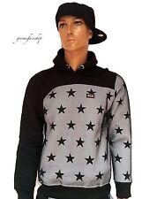 Time Is Money G Bar Rap Sudadera,Malla Estampado Estrellas Sudaderas Hip Hop
