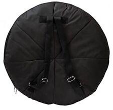 Tasche Shaman 60cm Schamanen Trommel Hülle Schwarz Tragegurte Rucksacktasche