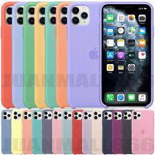 CASE FOR IPHONE 11 PRO MAX 7 PLUS 8 PLUS X XS MAX XR ORIGINAL SILICONE OEM COVER