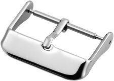 Dornschließe Silberfarbend poliert  24 mm  S24765