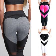 Hot Sexy Women's Butt Lift Yoga Pants Hip Push Up Leggings Fitness Workout Sport