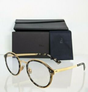 Brand New Authentic Christian Dior Eyeglasses EXQUISEO3 AB8 49mm Frame