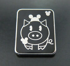 "Disney Pin ""PIG"" Decal Hidden Mickey Series III"