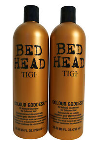 TIGI Bed Head Colour Goddess Shampoo & Conditioner Set 25.36 OZ each