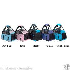 Bergan Voyager Comfort Carrier Pet Travel: Airline Compliant-Choose Size & Color