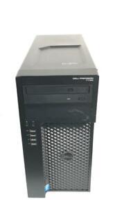 Dell Precision T1700 Xeon E3-1226 v3 3.30GHz 16GB RAM 256GB SSD 2TB HDD -NVIDIA