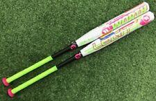 """Worth WMELON 13.5"""" XL RELOAD USSSA WATERMELON Softball Bat NEW!!"""