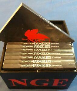 NGE Neon genesis evangelion platinum BOX 8 dvd ITALIA DYNIT