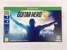 Activision Guitar Hero Live (Xbox360) inkl. Gitarre NEU & OVP