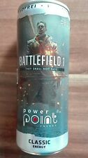 1 Volle Energy drink Dose Battlefield They Shall Not Pass NEW Can 250ml Full