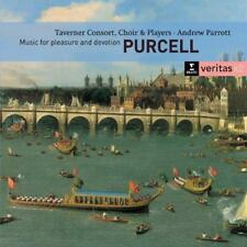 Taverner Choir - Purcell : Music For Pleasure And Devotion (NEW 2CD)