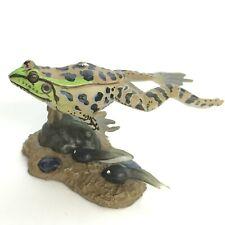 Yujin The Frog in Colour Mini Figure Daruma Pond Frog 2006 Japan secret