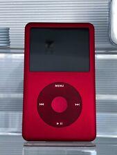 NEU! Apple iPod Classic 7th Gen Red 512gb SSD 1 Jahr Garantie