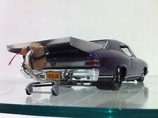1968 Chevelle SS Pro Street Dragster V8 Hot Rod Mopar 1:24 DieCast