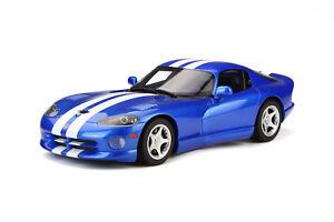 Dodge Viper GTS 1996 | GT SPIRIT | 1:18