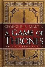 A Game of Thrones by George R R Martin (Hardback, 2016) Fantasy New Book