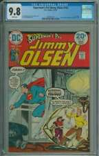 SUPERMAN'S PAL JIMMY OLSEN #163 CGC 9.8 WHITE PAGES