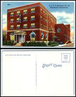 PENNSYLVANIA Postcard - Williamsport, Elks Home No. 173 B.P.O.E. H22