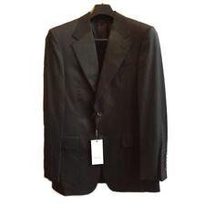 GUCCI originale abito (giacca + pantalone) colore marrone scuro taglia 48