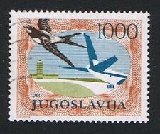 Birds Air Mail European Stamps