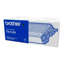6x Brother Genuine TN-3185 Toners For HL5240 HL5250DN HL5270DN MFC8460N 7K Pages