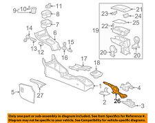 GM OEM-Parking Brake Lever 25999926