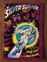 SILVER SURFER (1978, 1995, 1997) Stan Lee & Jack Kirby-Rare Cosmic GN TPB