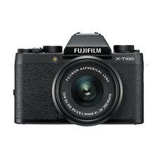 New Fujifilm X-T100 + XC 15-45mm - Black