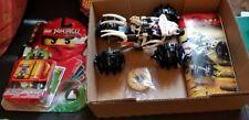 LEGO Ninjago Nuckal's ATV (2518) SPECIAL EDITION complete!