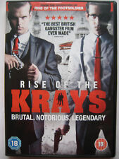 The Rise of the Krays (DVD, 2015) NEW SEALED, Region 2 PAL