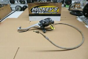 POLARIS TRAIL BOSS SPORTSMAN XP X2 500 550 700 850 FRONT MASTER CYLINDER LEVER