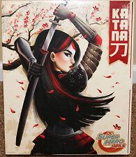 2016 SDCC Exclusive DC Super Hero Girls Katana Suicide Squad