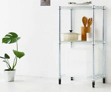 Steel Shelving Unit (Narr), Simple and Clean Shelf, 5 Days Express Shipping