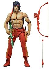Rambo First Blood 2 Classic Video Game Figure  - NECA