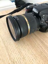 Appareil Photo Reflex - Nikon d5100 - Noir + Objec