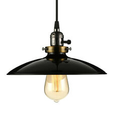 Industrial Vintage Pendant Lamp Kitchen Celling Light Hanging Lamp with Switch