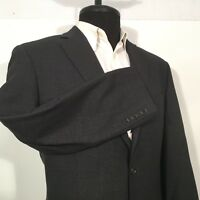 Brooks Brothers 346 Stretch Mens Sport Coat Blazer Suit 42R Two-Button Wool 0356