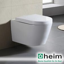 Wand-WC NAPOLI mit Softclose Sitz