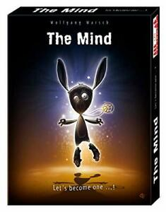 Coiledspring Games | The Mind Card Game | For 2-4 players | For ages 8+ | 15