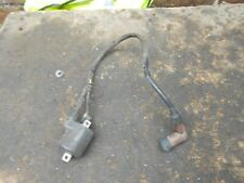 HONDA CG 125 CG125 2006 56 PLATE IGNITION COIL AND HT LEAD WITH CAP