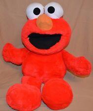 "28"" Elmo Sesame Street Plush Dolls Toys Stuffed Animals Jumbo Huge Large Tyco"