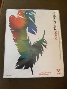 Genuine Adobe Photoshop CS 9/03  Brand New Factory Sealed Free Ship